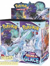 Précommande Pokemon Display Regne de Glace 36 Booster Scellé français  16/06/21