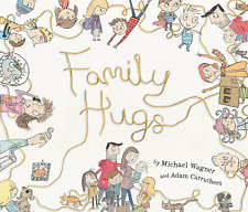 FAMILY HUGS Hardback Picturebook - SIGNED BY THE AUTHOR