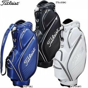 Titleist Japan Golf Caddy Carry Elegant Sports Slim Bag 9.0 Inch CB022 Japan NEW