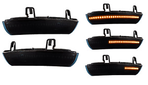 LED Dynamic Mirror Turn Signal Lights Indicator for VW MK5 RABBIT GTI JETTA B6
