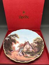 Spode Collectors Plate - Rural Scenes - No 6 - The Shepherd
