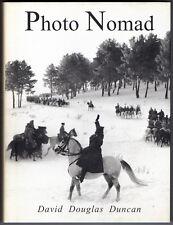 David Douglas DUNCAN. Photo Nomad. Private Edition, 2003. E.O.