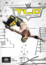 WWE - Tables, Ladders & Chairs 2010 (DVD, 2011) - Region 4