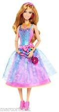 Barbie Fashionistas in the Spotlight Barbie Summer Doll w/ Dress & Purse New