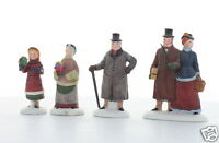 Department 56 Dickens' Village Collectible Chelsea Lane Shoppers 1993  #58165