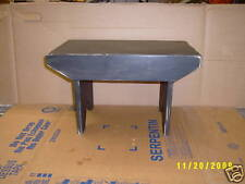 """WOODEN BENCH 20"""" LONG AND 12"""" TALL AND 12"""" DEEP"""