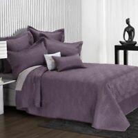 Bianca Tiana king Single Bedspread Grape