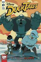 Ducktales Faires & Scares #3 Cover B IDW comics 1st Print 2020 unread NM