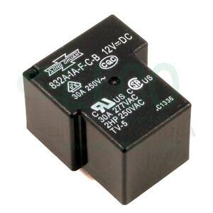 Relè Song Chuan 832A-1A-F-C-B 12VDC 30 Ampere