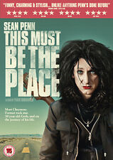 DVD:THIS MUST BE THE PLACE - NEW Region 2 UK
