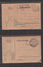 Austria, World War I feldpostkarte & feldpostkorrespondenzkarte WWI Postcards
