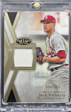 2020 Topps Tier One Relic Card Jack Flaherty 314/395 St. Louis Cardinals