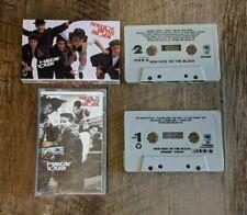 New Kids On The Block Cassette Lot  Hangin' Tough (Single) & Hangin' Tough Album