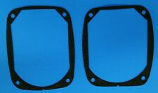 NEW Jeep CJ5 CJ7 CJ8 YJ TJ Wrangler Taillight Lens Gasket (pair) 1976-06