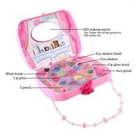 Kinder Beauty Kosmetik Make-up Sicherheit Schminkkoffer Spielzeug