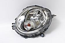 MINI Cooper Clubman R55 R56 R55 2007-2010 Halogen Headlight Front Lamp Left OEM