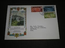 1970 GB stamps POST OFFICE TECHNOLOGY PHILART FDC TAUNTON - SOMERSET FDI Cancel