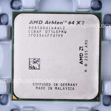AMD Athlon 64 X2 5600+ (ADA5600IAA6CZ) CPU 1000 MHz 2.8 GHz Socket AM2 100% Work