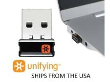 LOT of 3 x Genuine Logitech Unifying Receiver for Anywhere Performance MX mouse