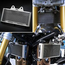 BMW R Nine t R9T Oil Cooler Guard Cover 2014+ R NineT Raw Stainless