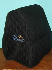 KitchenAid Mixer Appliance Cover~Tilt Head~Got Cookies?~Black Quilted~Free Ship~