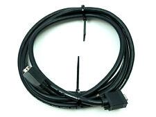 Black VGA UXGA 15 Pin Male to Female Plug Comprehensive Monitor Cable 10 Foot