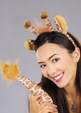 Vestido de Disfraz de jirafa Kit De Accesorios