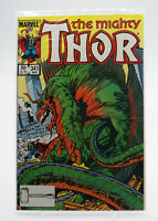 The Mighty Thor #341 1984 Marvel VF Free Shipping