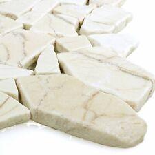 Marmor Bruch Antik Naturstein Mosaik Fliesen Golden Cream Poliert