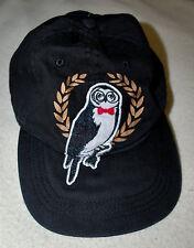 NWT – SO OWL baseball cap adjustable BLACK (one size) MSRP $26
