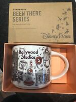 New  Disney Parks Starbucks Hollywood Studios Been There Coffee Mug 14 Oz New