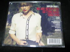 TAYLOR SWIFT - We Are Never Ever Getting Back Together - CD! Walmart EXCLUSIVE!