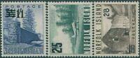 Norfolk Island 1960 SG37-39 Scenes surcharges set MLH