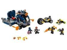 LEGO 76143 Super Heroes Marvel Avengers Truck-Festnahme mit Captain America
