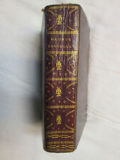 HEURES NOUVELLES dédiées à Madame la Princesse, 1776. Maroquin rouge.