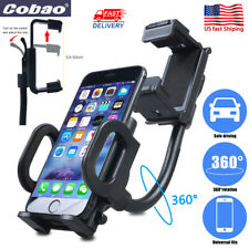 New listing Car Accessories Rearview Mirror Mount Stand Holder Cradle For Cell Phone Gps Us