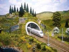 NOCH 48040 Spur TT, ICE Tunnel-Portal, 14 x 17 cm #NEU in OVP#