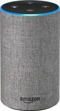 Amazon Echo - 2nd Generation - Smart Assistant / Wireless Speaker - Gray