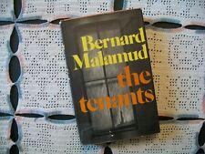 The Tenants (Bernard Malamud, 1971 1st Printing Hcdj)