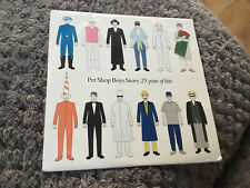 PET SHOP BOYS CD Album 25 YEARS OF HITS Go West Being Boring West End Girls etc