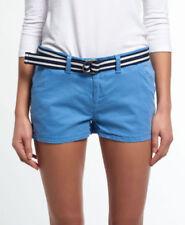 Pantalones cortos de mujer Superdry color principal azul