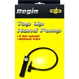 Regin Top-Up Hand Pump for Expansion Vessels