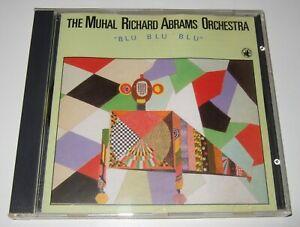 The Muhal Richard Abrams Orchestra - Blu Blu Blu (CD, 1991, Black Saint)