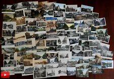 Amsterdam Holland Netherlands Nederland c.1900-30's Lot x 100 old postcards view