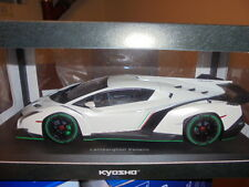 Kyosho 09501wg Lamborghini Veneno blanco metallic - 1:18 #neu en OVP