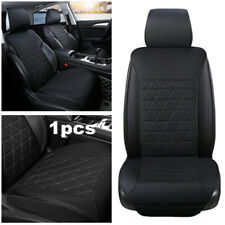 Fabric&Leather Sideless Car Truck Single Front Seat Covers Car Accessories