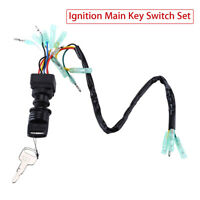 Ignition Switch Assy 703-82510-43-00 703-82510-40-00 For Yamaha Outboard Motor
