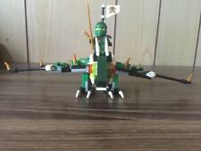 Marve Green Ninjago Dinosaurs Mounts Movie Minifigures Lego Building Blocks Toys