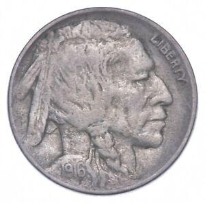 1916-D Indian Head Buffalo Nickel *403