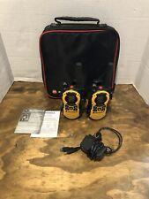 Motorola Talkabout KEM-ML34301-07 set of 2 with charge 2-way radios